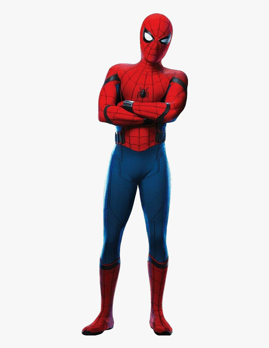 Mcu Spider Man Tech Suit - Spider Man Homecoming Spider Man, HD Png Download, Free Download