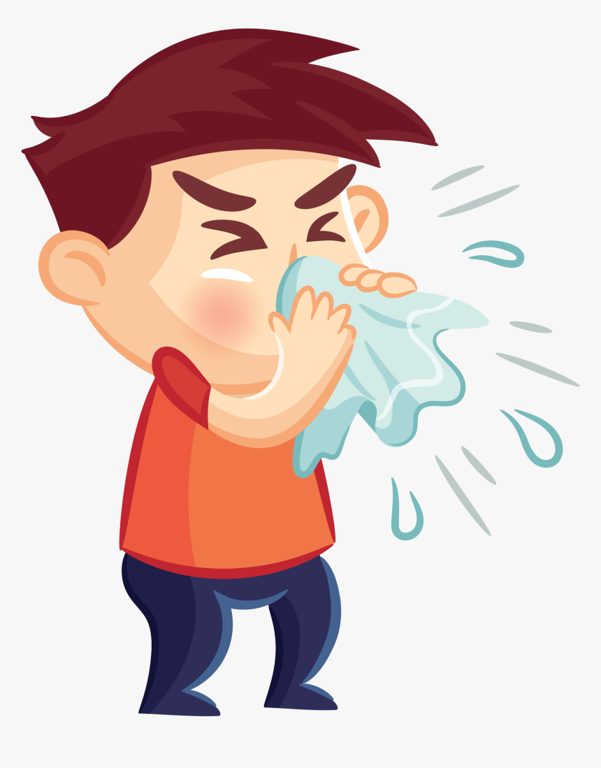 cold clipart cold cough transparent sick person png png download kindpng cold clipart cold cough transparent