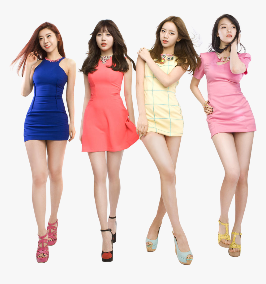 Transparent Party Girl Png - Group Girls Day, Png Download, Free Download