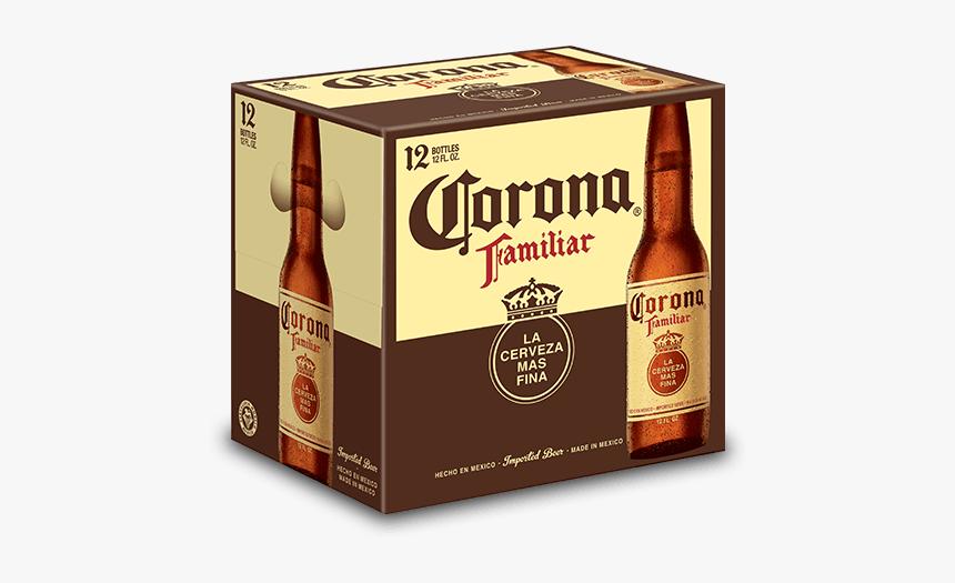 Corona Familiar - Corona Familiar 12 Pack Bottles, HD Png Download, Free Download