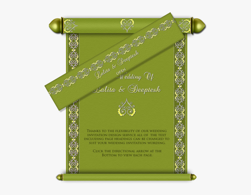 Transparent Marriage Card Clipart Royal Muslims Wedding