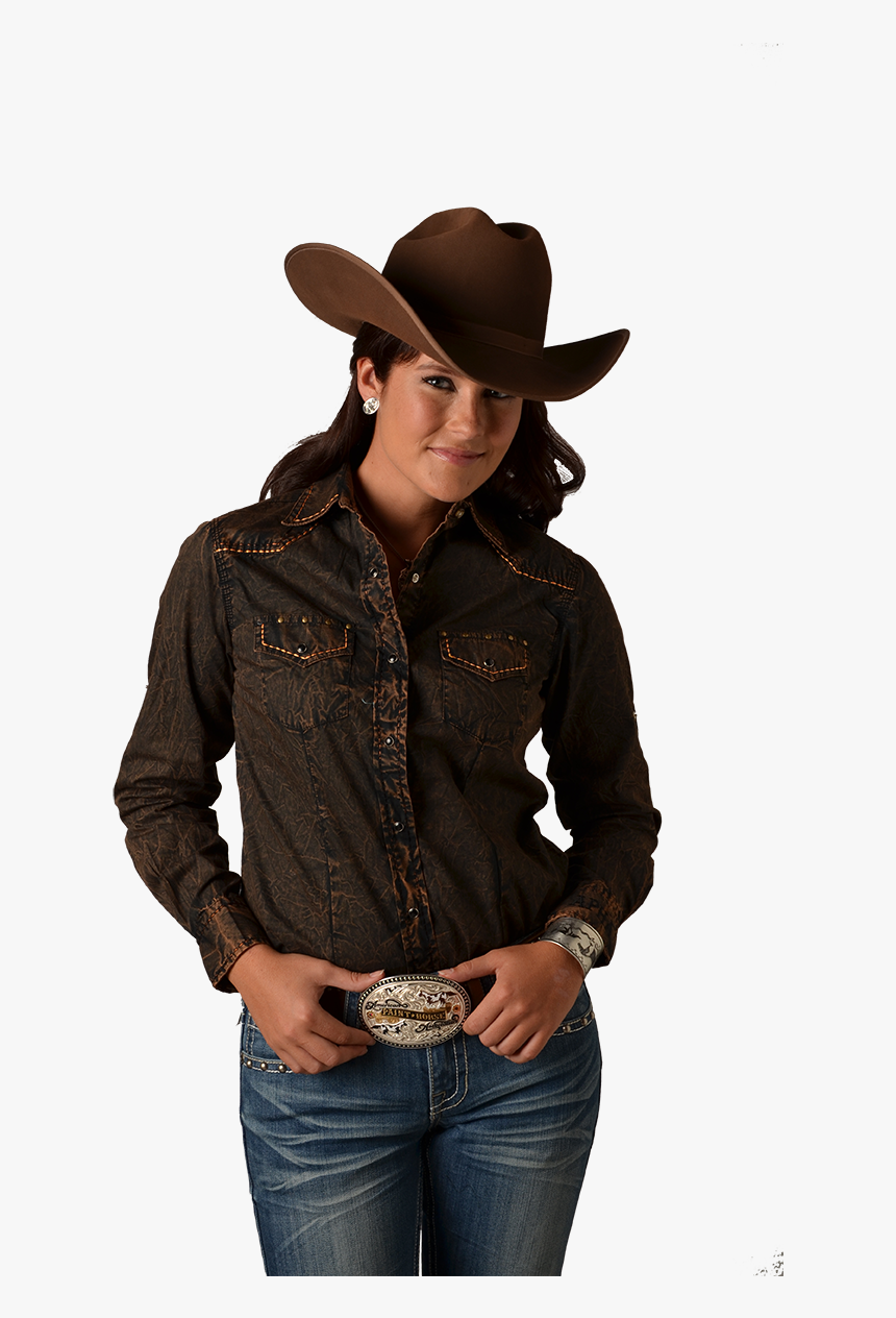 Cowboy Costume For Female, HD Png Download, Free Download