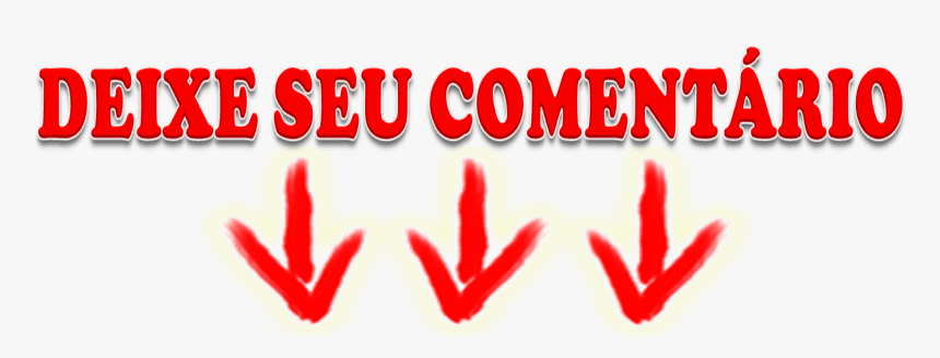 Deixe Seu Comentario Youtube, HD Png Download, Free Download