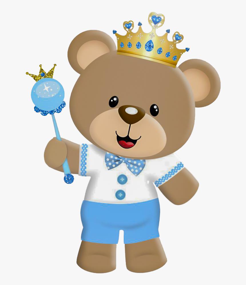 Ursinho Principe Azul Bebe, HD Png Download, Free Download