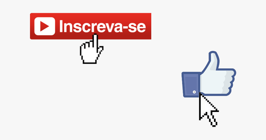 Like Inscreva Se Png, Transparent Png, Free Download