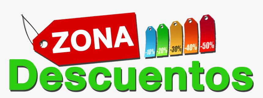 Zonadescuentos - Zonadescuentos Zona De Descuentos, HD Png Download, Free Download
