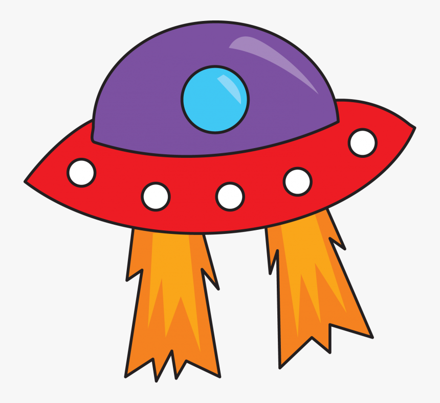 Aliens Clip Outer Space - Outer Space Clipart Png, Transparent Png, Free Download
