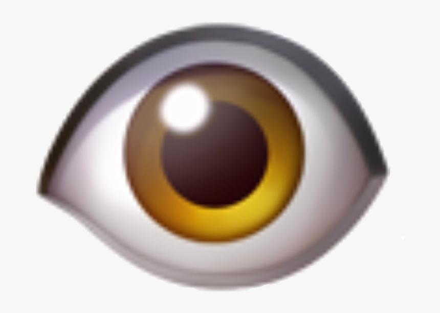 #eye #emoji #aesthetic #eyeemoji #cursed #cursedemoji, HD Png Download, Free Download