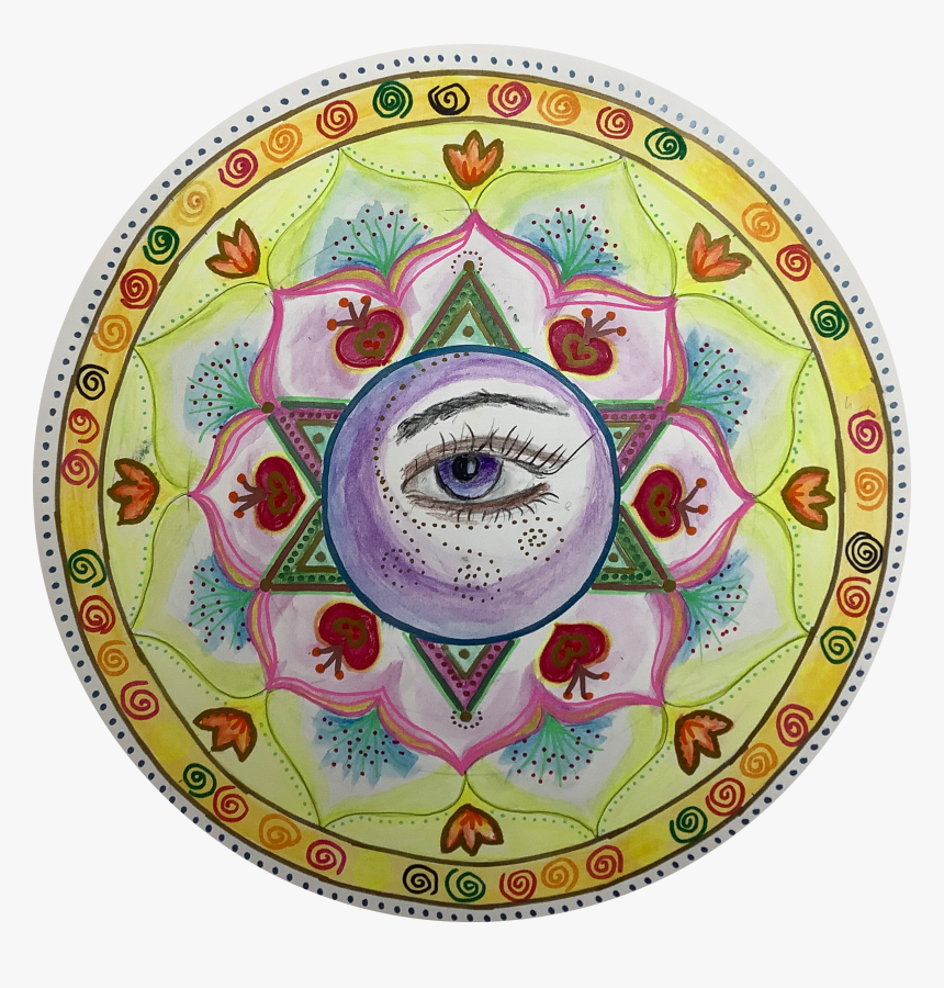 Flower Of Life Png, Transparent Png, Free Download