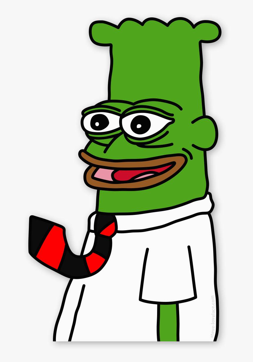 Dilbert Pepe The Frog, HD Png Download, Free Download