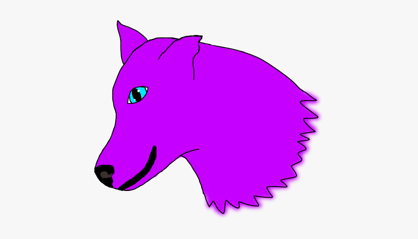 Wolf Head Png, Transparent Png, Free Download