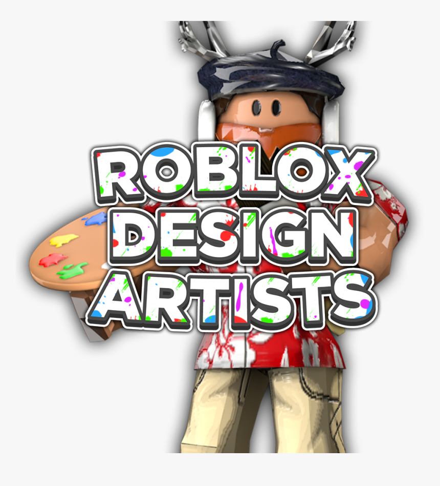 Join Roblox Design Artists A Child Friendly Community Hd Png