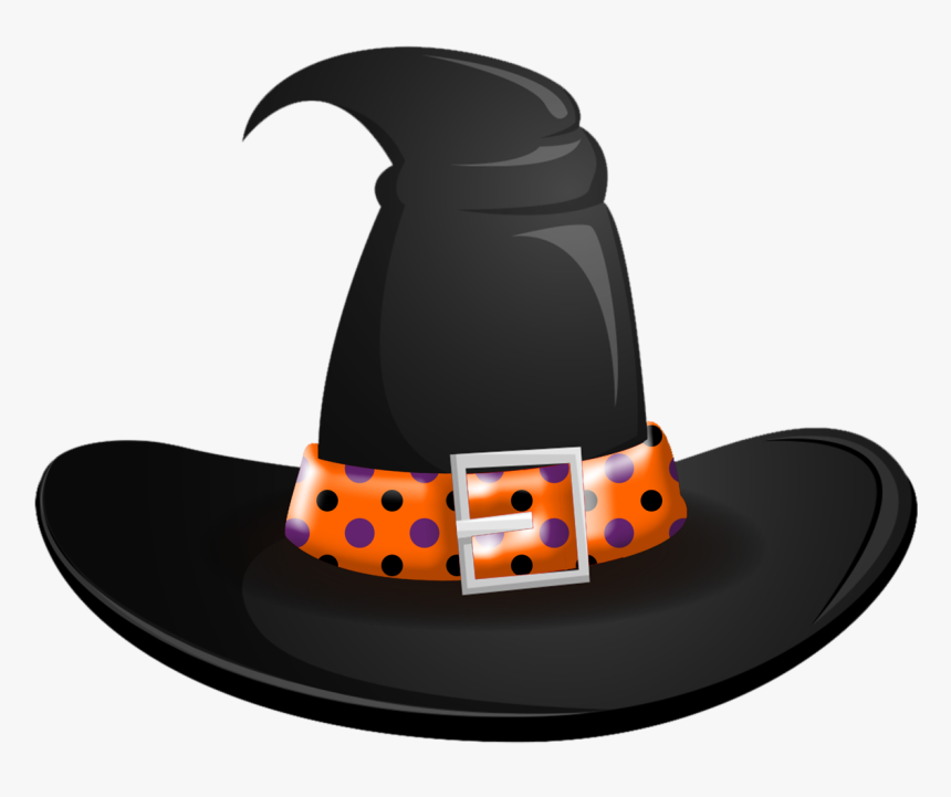 Witch Hat Clipart Whitch, HD Png Download, Free Download
