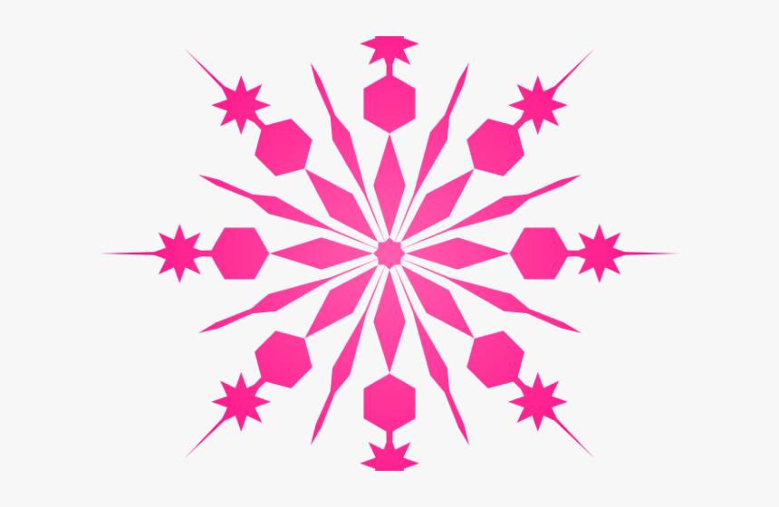 Snowfall Clipart Mini Snowflake, HD Png Download, Free Download