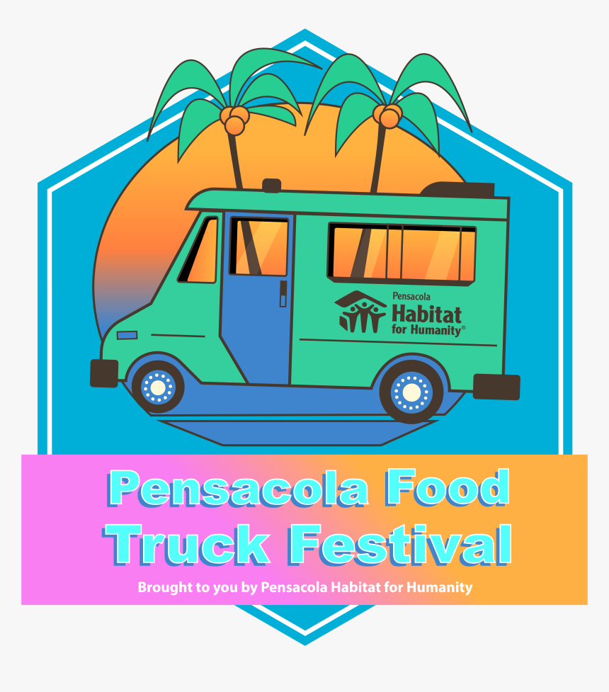 Pensacola Food Truck Festival, HD Png Download, Free Download