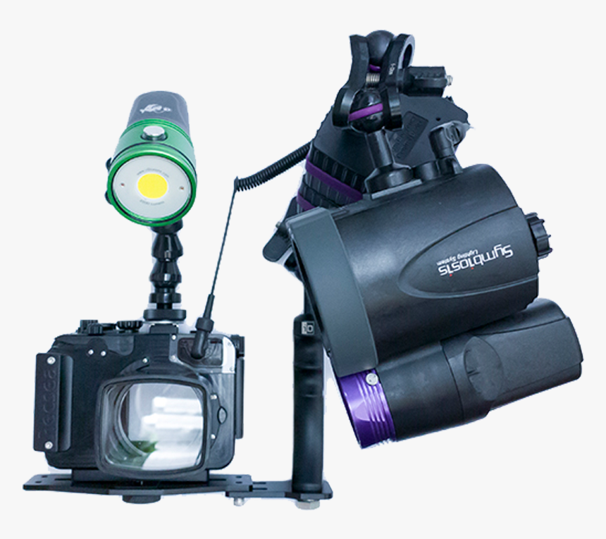 Underwater Single Video Light, HD Png Download, Free Download