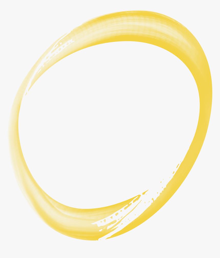 Brush Effect , Png Download - Circle, Transparent Png, Free Download