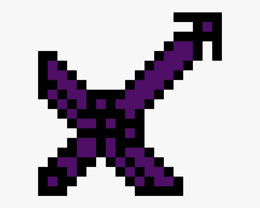 Transparent Minecraft Swords Png - Minecraft Mod Sword Png, Png Download, Free Download