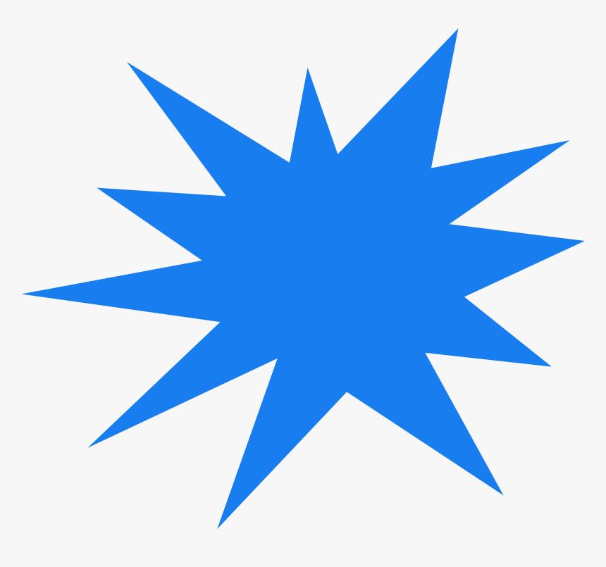Star Burst Clipart , Png Download - Star Burst Svg, Transparent Png, Free Download