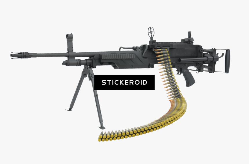 Machine Gun , Png Download - K12 Gun, Transparent Png, Free Download