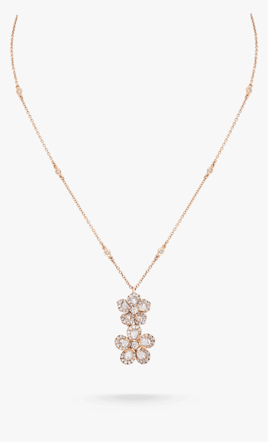 Ms 10 008 02 F1 Miss Daisy Necklace - David Morris Jewelry Pendant, HD Png Download, Free Download