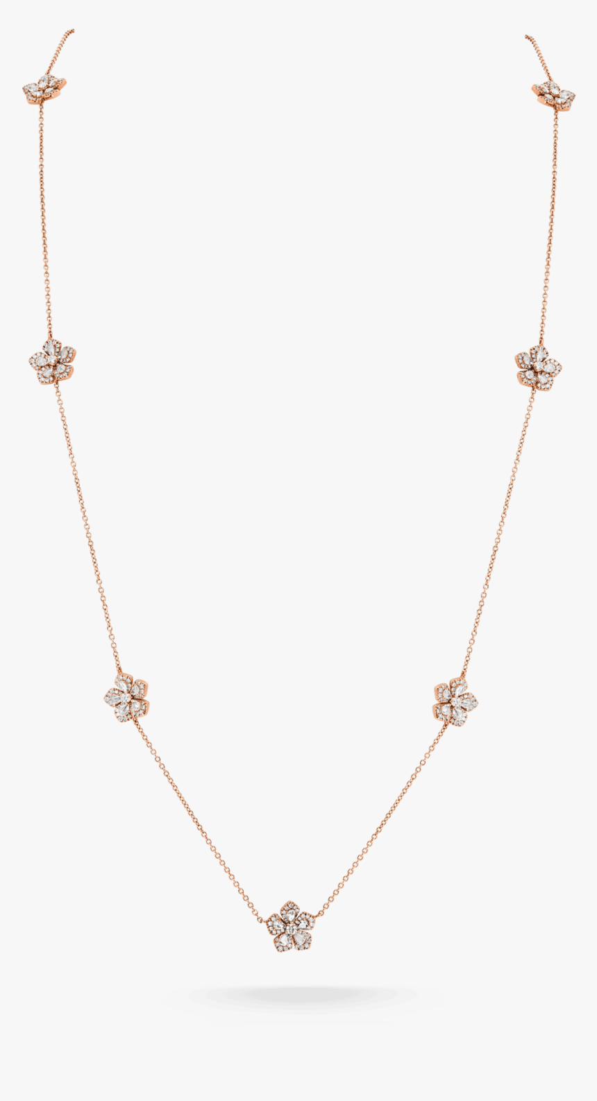 Ms 10 009 04 F1 Miss Daisy Necklace - 14k Gold Necklace With Pearls Bloomingdales, HD Png Download, Free Download