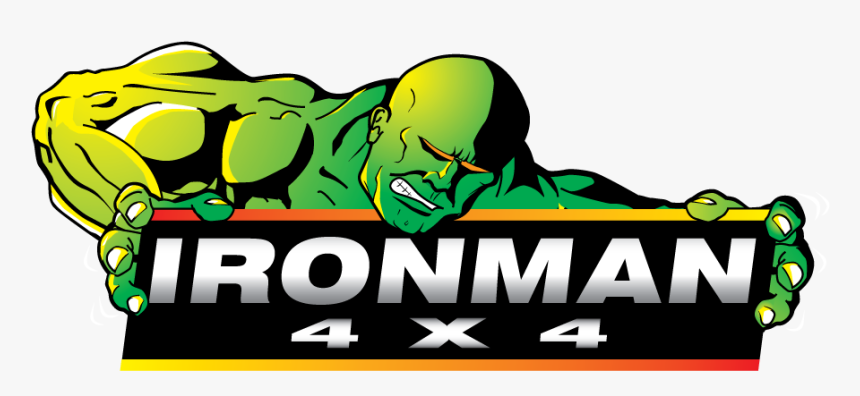 Ironman 4×4 Products Are Designed In Australia And - Ironman 4x4 Logo Png, Transparent Png, Free Download