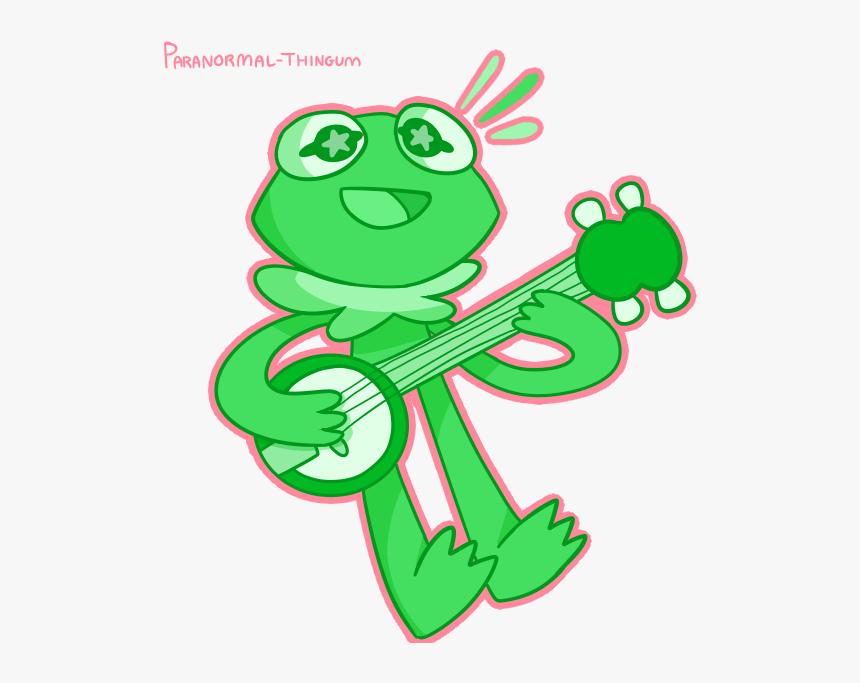 Kermit The Frog Drawing Kawaii, HD Png Download, Free Download