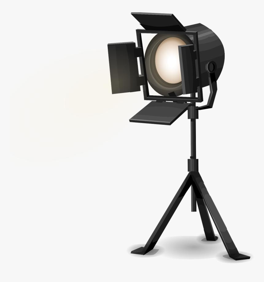 Camera Flash Light Png Download - Transparent Background Camera Lights Png, Png Download, Free Download