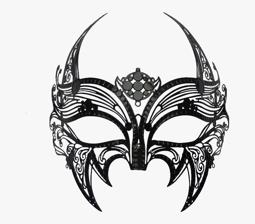 Venetian Masks Masquerade Ball Paper - Masquerade Venetian Masks, HD Png Download, Free Download