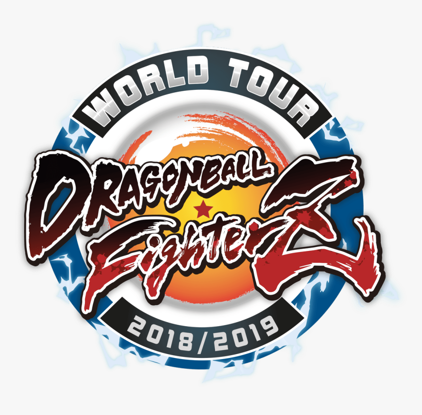 Dragon Ball Fighterz World Tour Saga - Dragon Ball Fighterz Tour Logo Png, Transparent Png, Free Download
