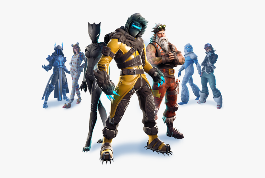 Fortnite Season 7 Battle Pass, HD Png Download, Free Download