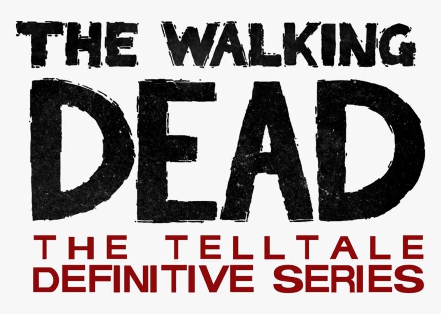 Walking Dead The Telltale Definitive Series Logo, HD Png Download, Free Download