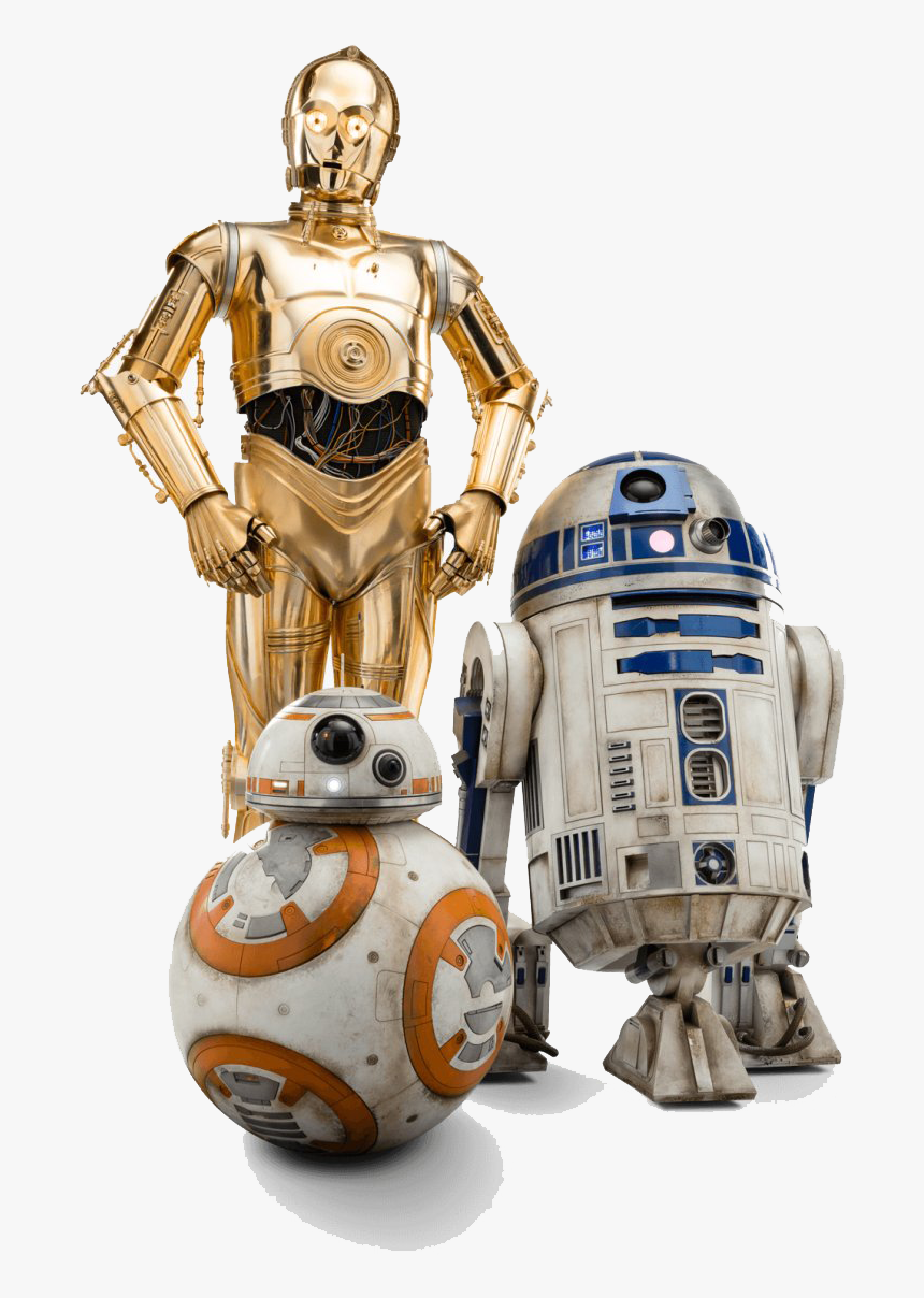 Star Wars R2-d2 Png Image - R2d2 And C3po Png, Transparent Png, Free Download