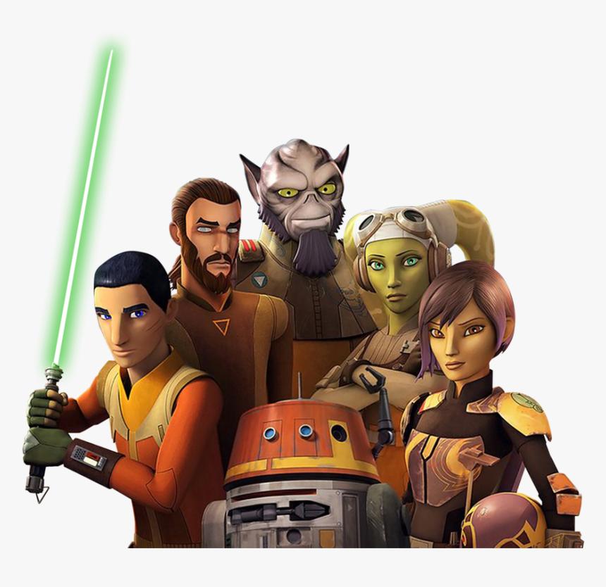 Thumb Image - Star Wars Rebels Han Solo, HD Png Download, Free Download