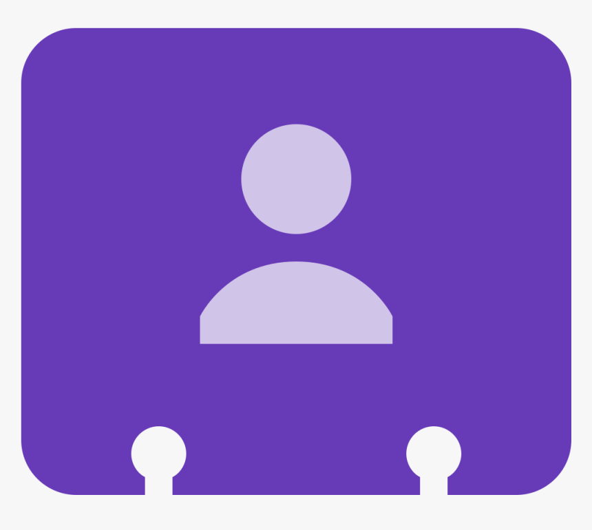 Contact Icon Purple, HD Png Download, Free Download