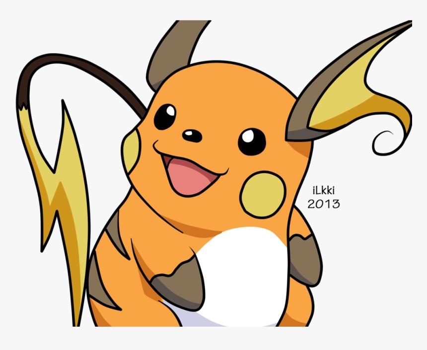 Pokemon Raichu , Png Download - Pikachu Raichu Pichu Pokemon, Transparent Png, Free Download