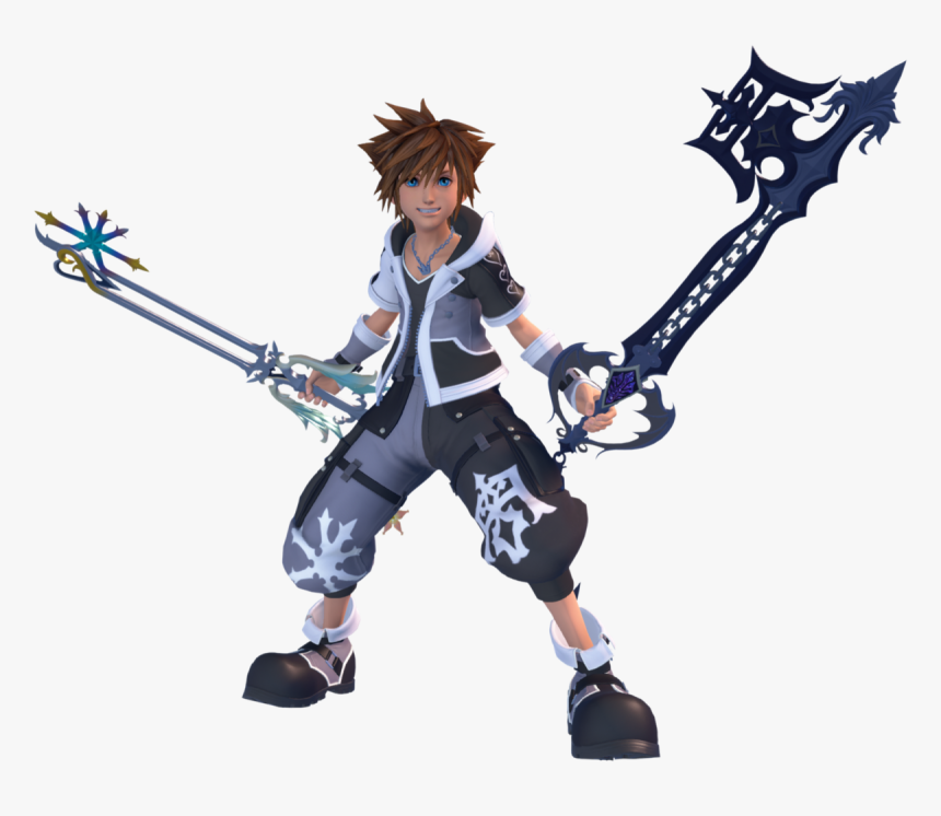 Kingdom Hearts 3 Double Form, HD Png Download, Free Download