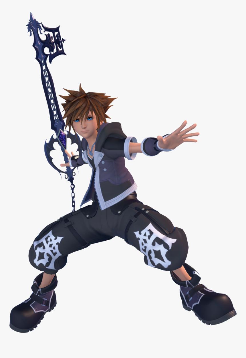 Dark Form - Kingdom Hearts 3 Dark Form, HD Png Download, Free Download