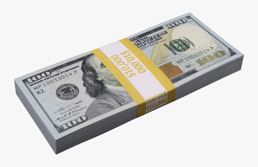 Prop Money, HD Png Download, Free Download