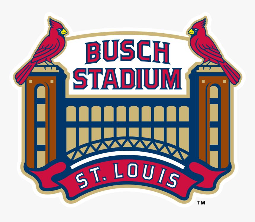 Google Search Busch Stadium, Major League, Cardinals, - St Louis Cardinals Busch Stadium Logo, HD Png Download, Free Download