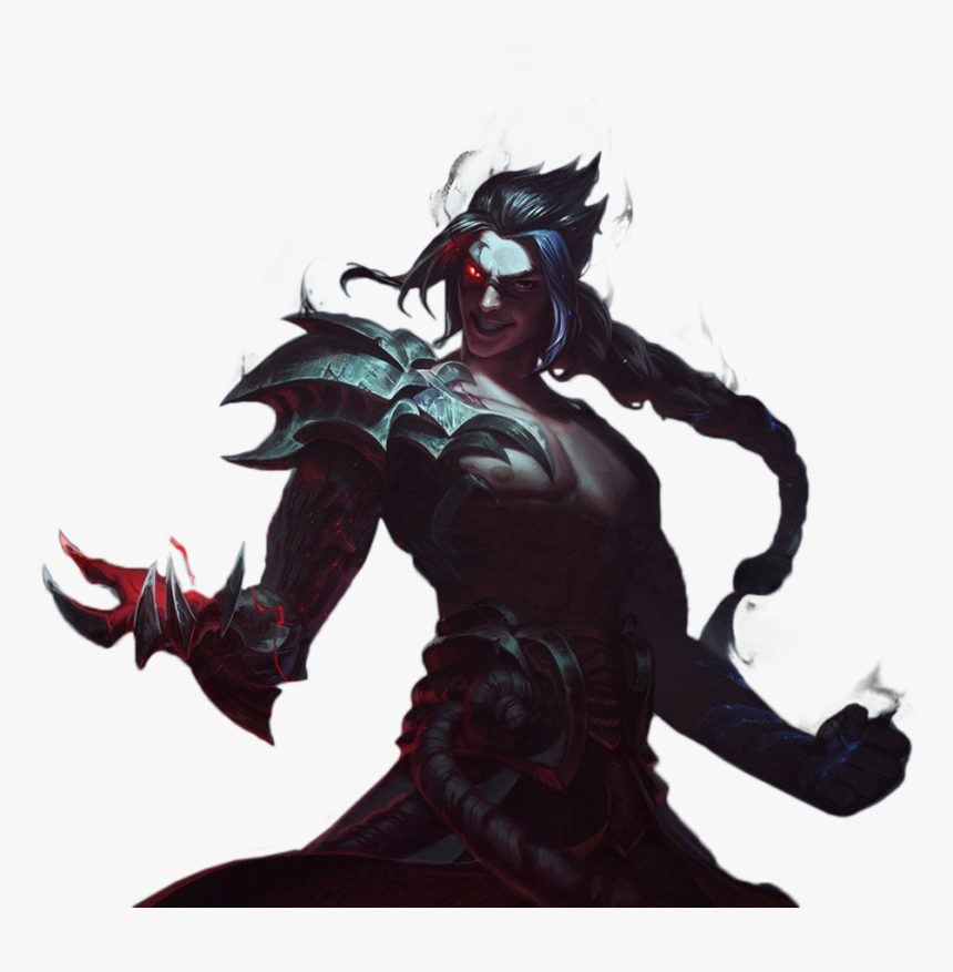 Kayn League Of Legends Character Without Scythe League Of Legends Kayn Png Transparent Png Kindpng