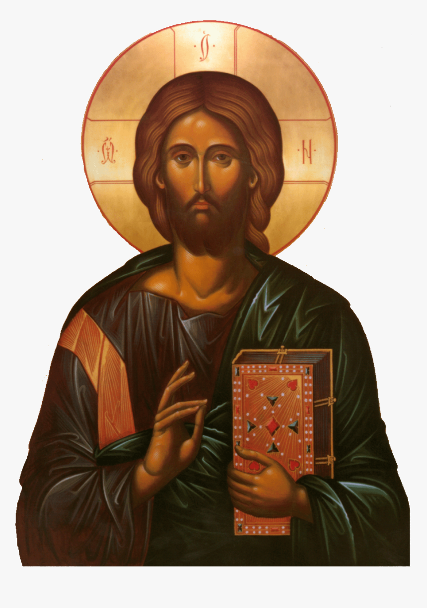 Jesus Christ Icon - Sacred Heart Of Jesus Icon, HD Png Download, Free Download