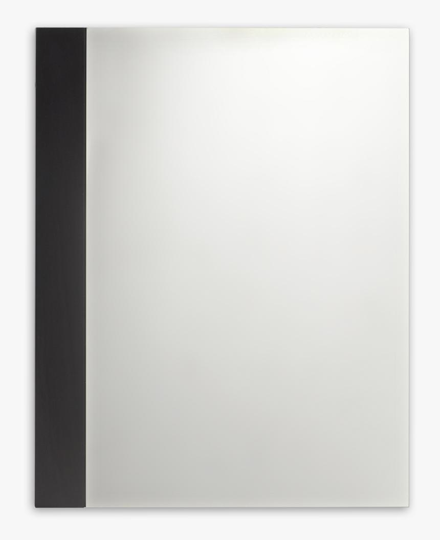 Bathroom Mirrors - Studio Mirror - Espresso - Mirror, HD Png Download, Free Download