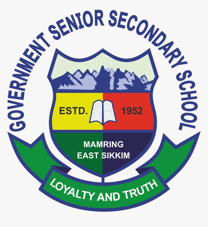 Mamring School Logo School Logo Png File Transparent Png Kindpng