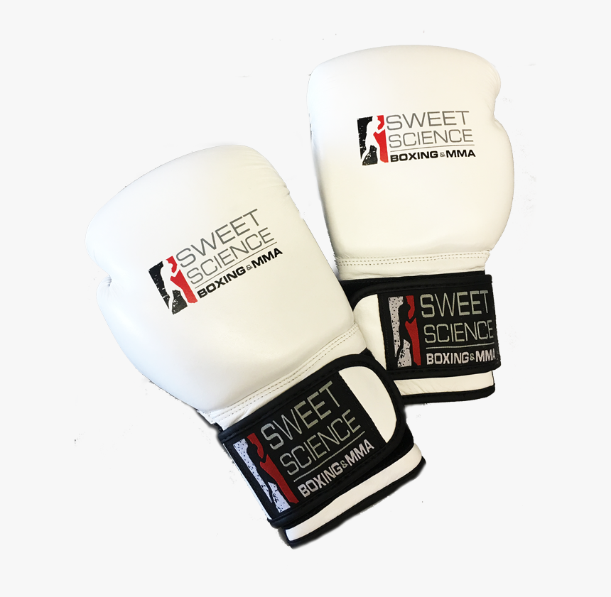 Sweet Science 16 Oz Boxing Gloves White, HD Png Download, Free Download
