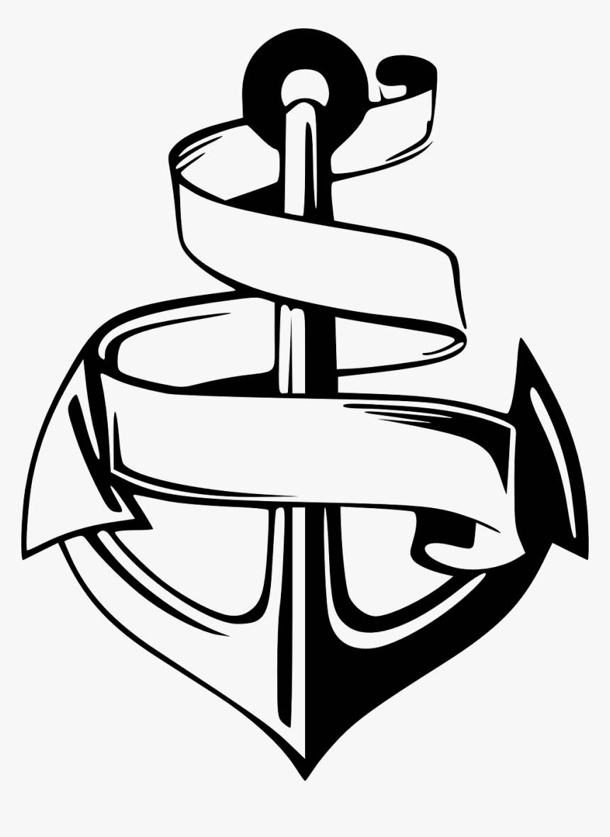 Anchor Logo Png, Transparent Png, Free Download
