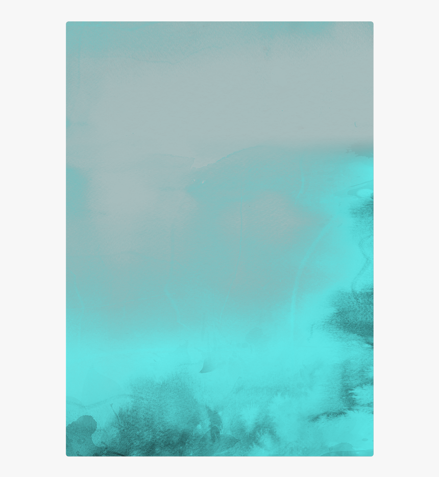 #watercolor #green #background #wallpaper #layers #smoke - Sea, HD Png Download, Free Download