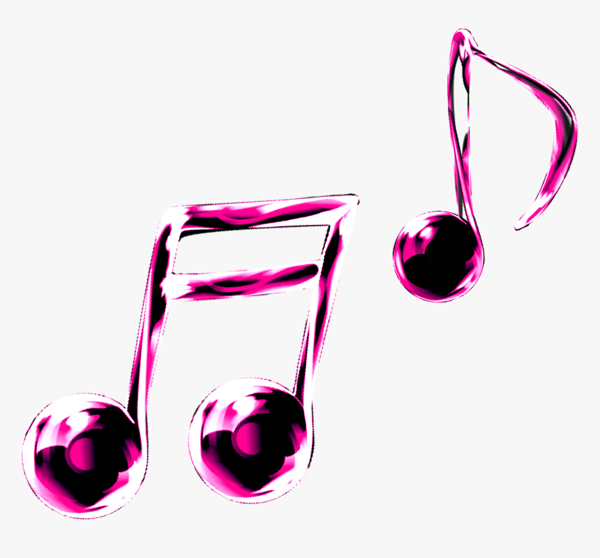Music Notes Clipart Graphic - Transparent Colorful Music Notes, HD Png Download, Free Download