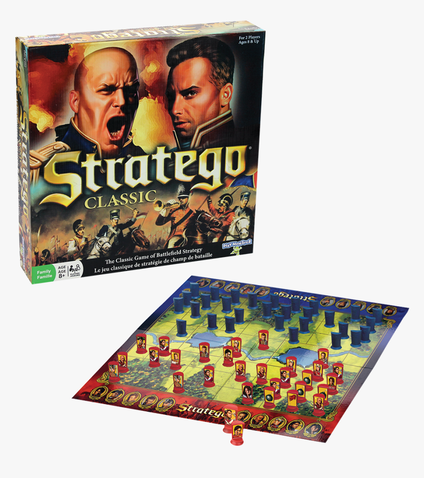Stratego Classic Vs Original, HD Png Download, Free Download